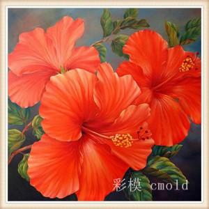 Елмазен гоблен Прекрасна китайска роза